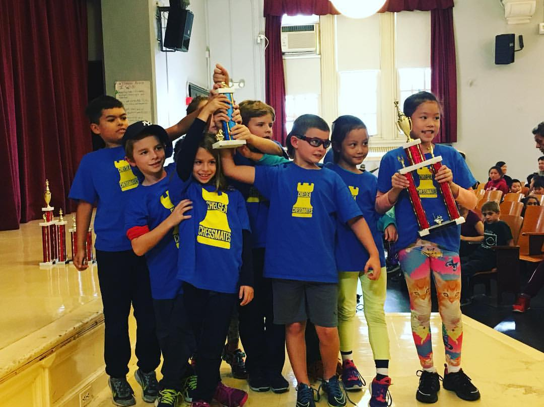 2018 CIS Columbus Day Chess Tournament – Chess In The Schools