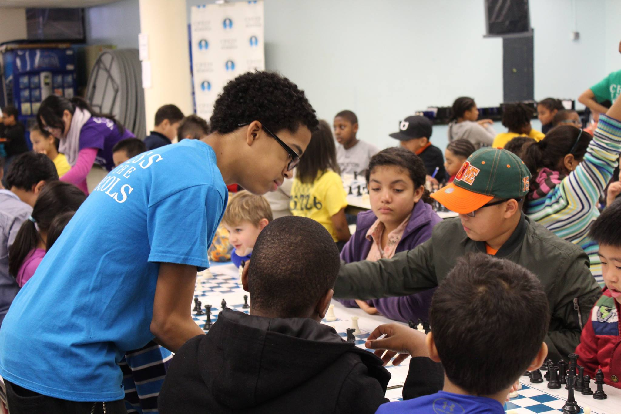2017 Cis Veterans Day Chess Tournament Chess In The Schools