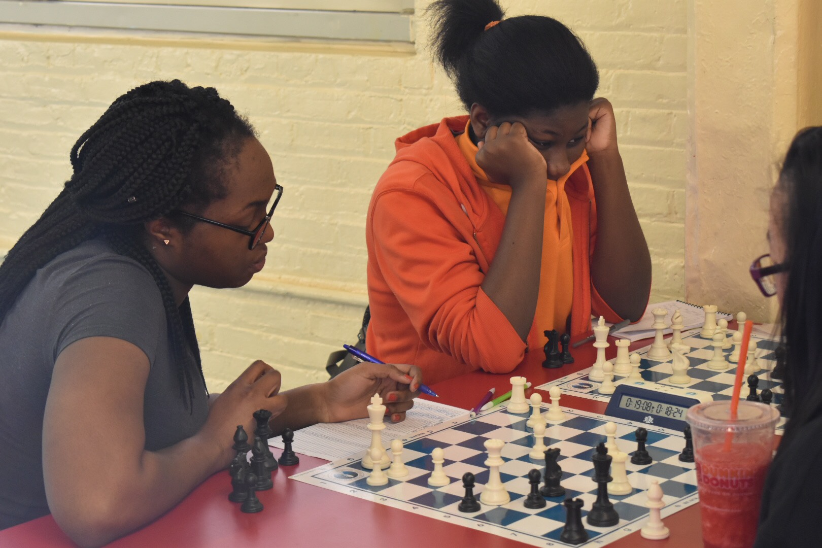 Cis Columbus Day Tournament Chess In The Schools