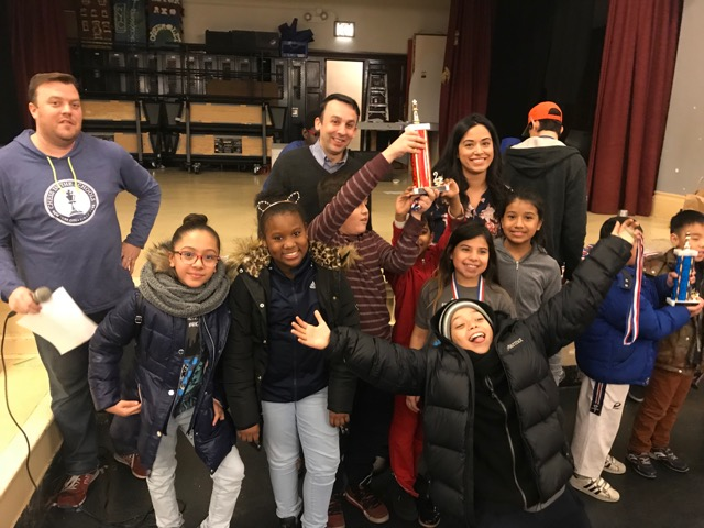 Image for 2018 Chess in the Schools MLK Jr. Day Chess Tournament at PS 11M