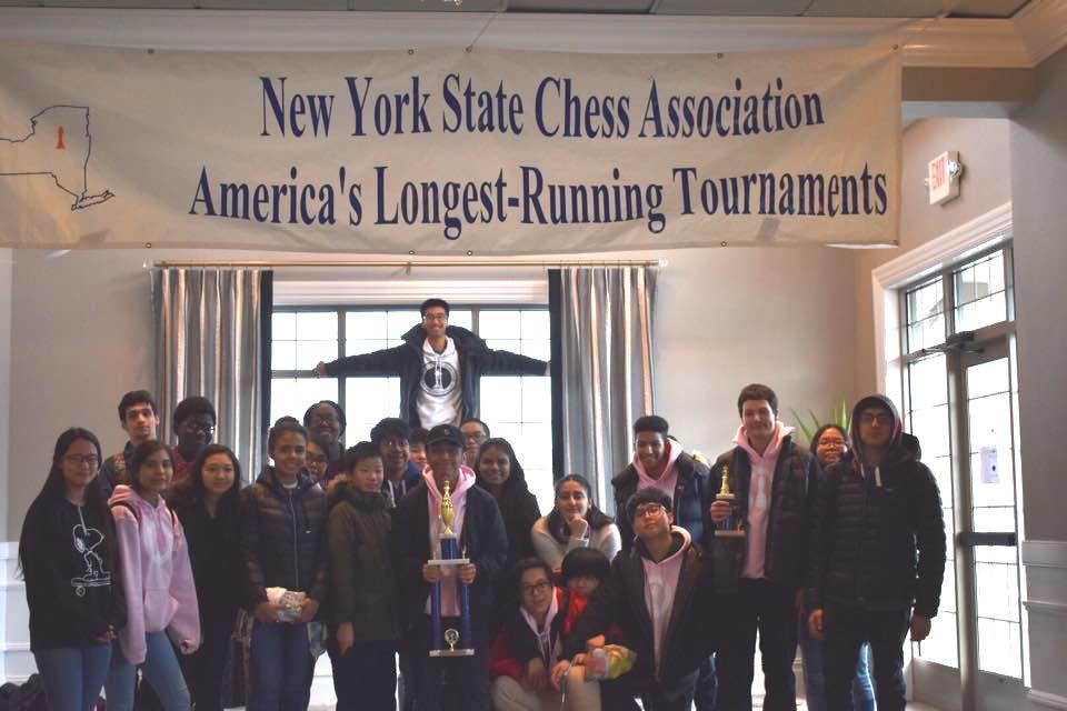 Image for Our College Bound students have been hard at work at chess!