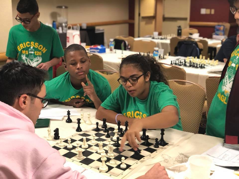 Image for 100+ CIS students compete in the Junior High School Nationals in Atlanta, GA
