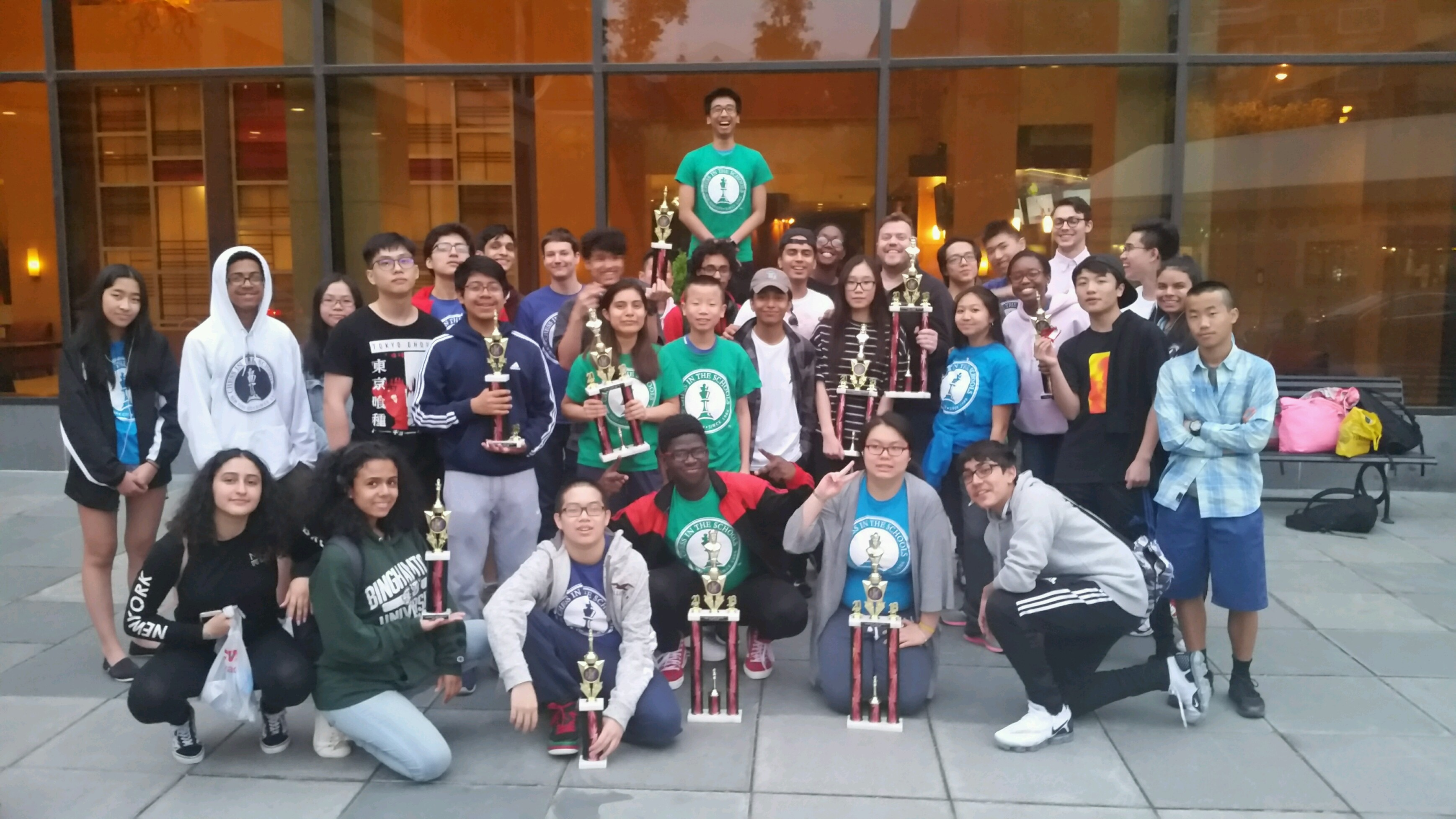 Image for Chess in the Schools Dominates US Amateur East Championship
