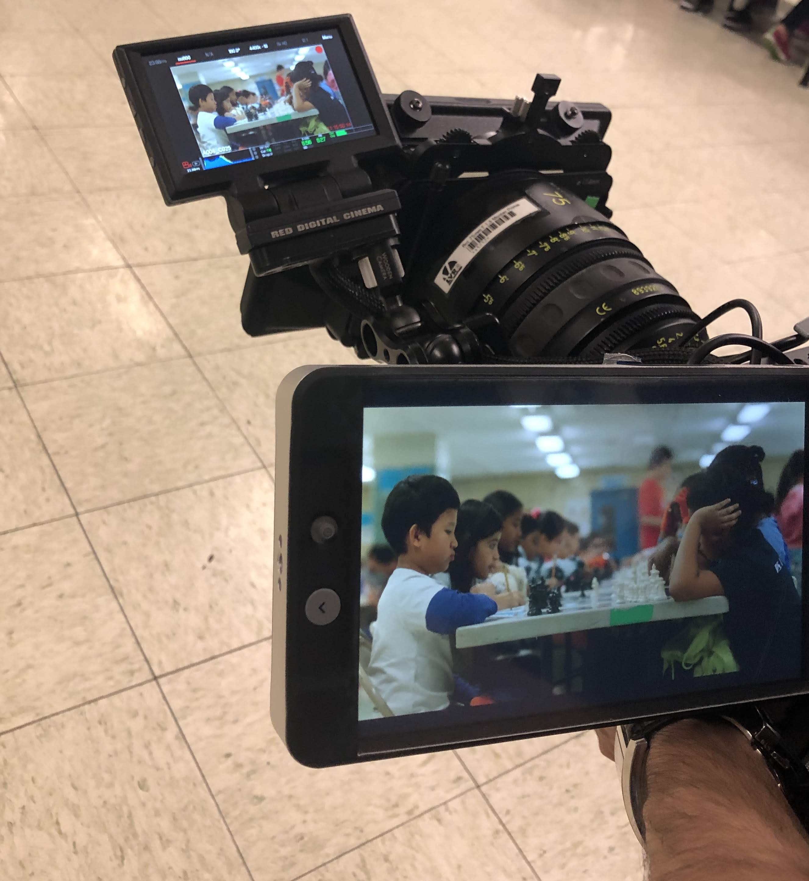 Image for Lights, Camera, Action at CIS! Read this Interview with our new video's creator