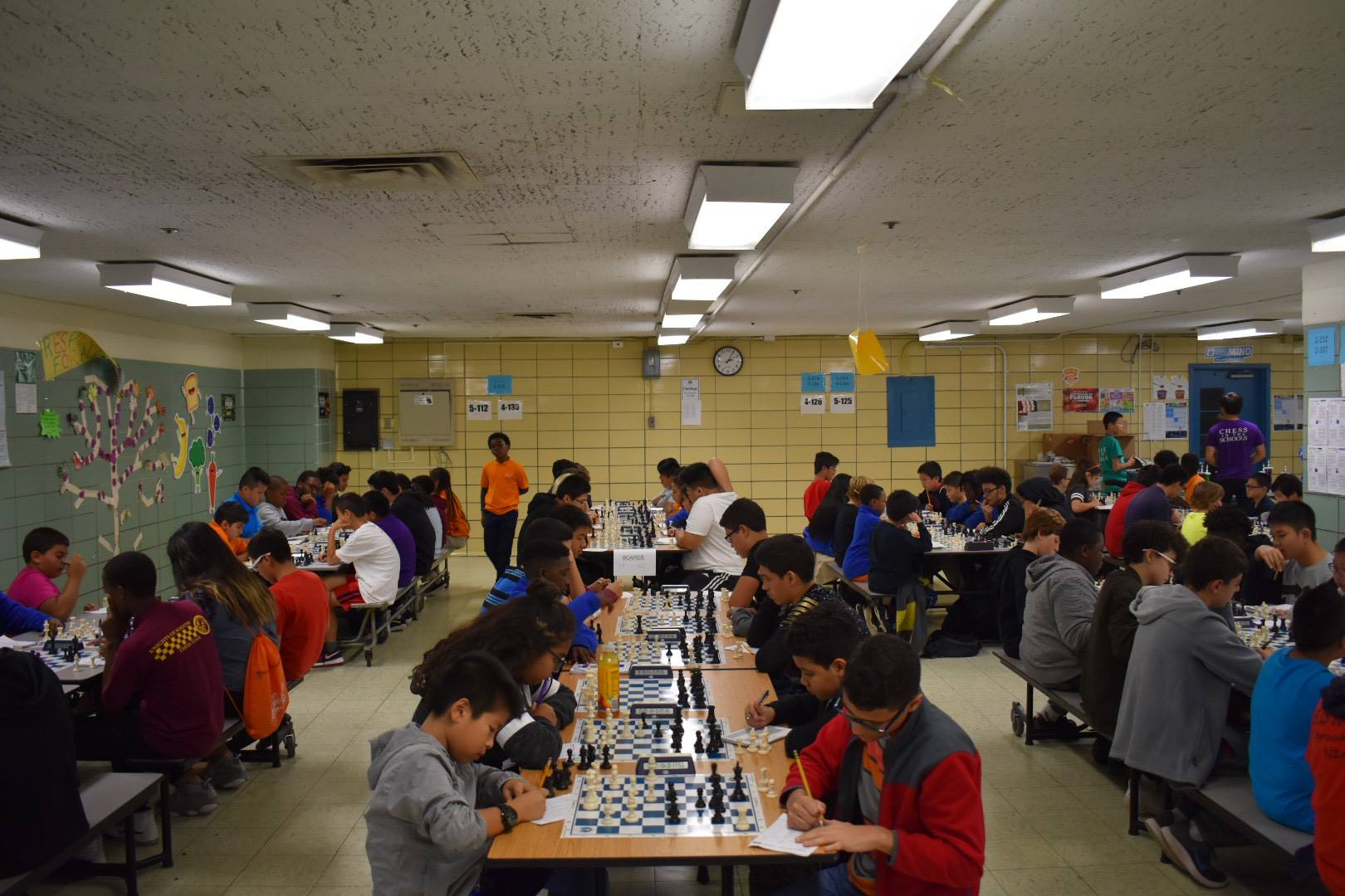 Cis Brooklyn Chess Day Chess In The Schools