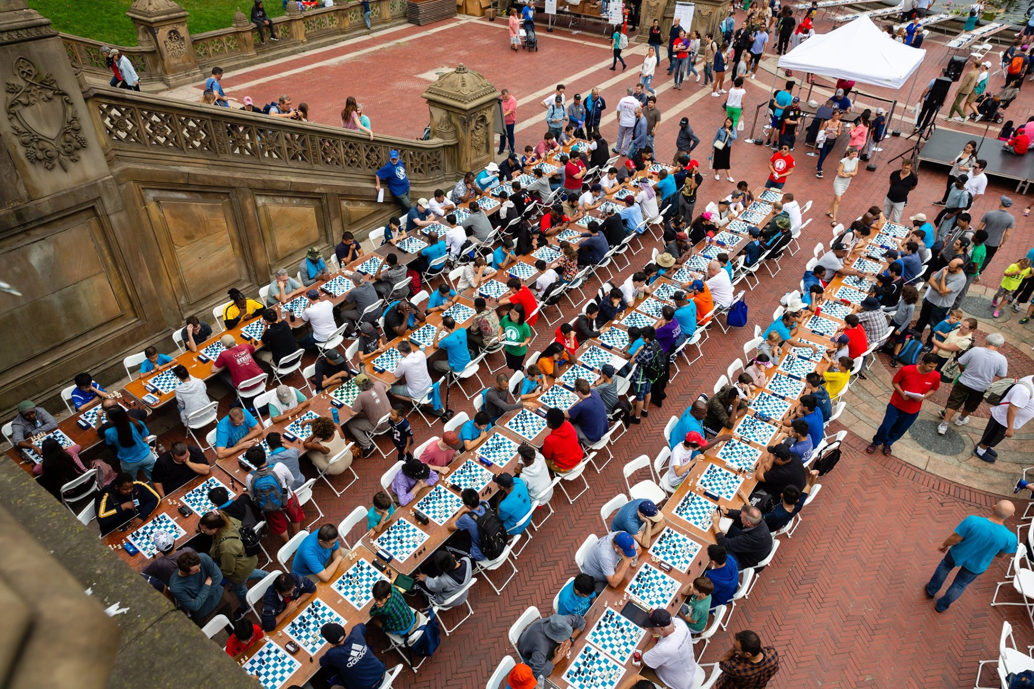 Chess in the Park Rapid Open   Chess In The Schools