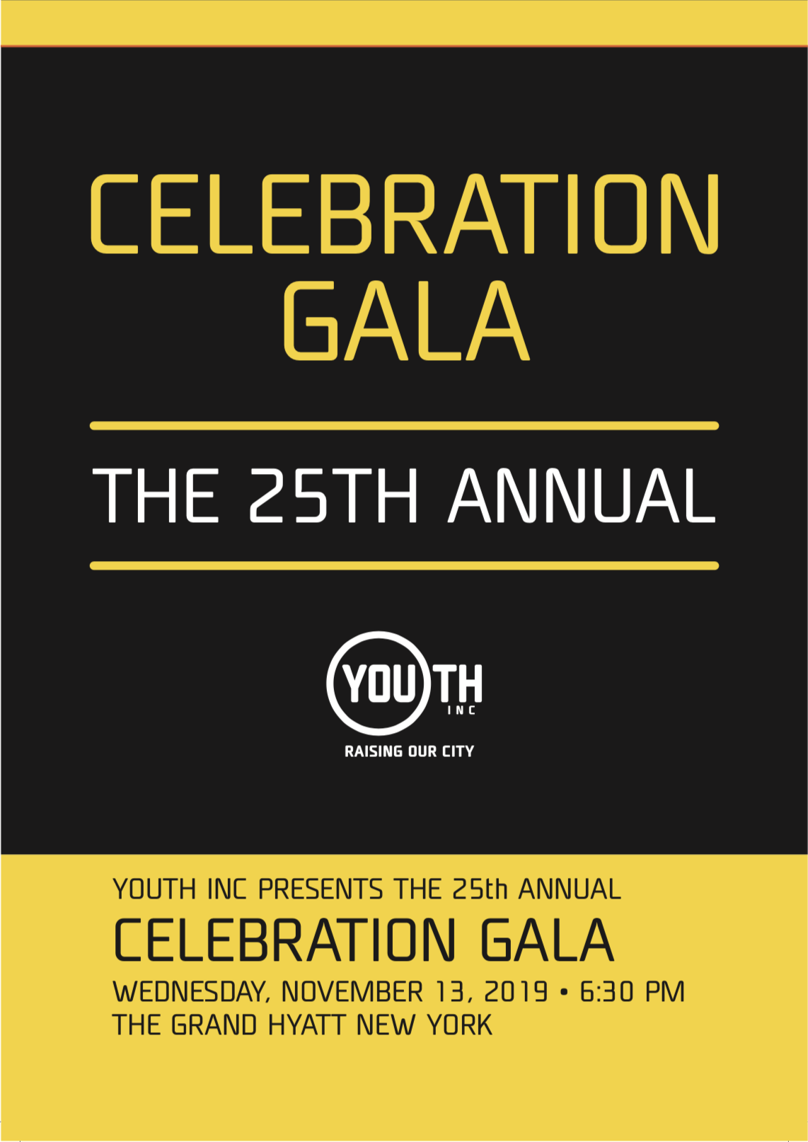 Image for Join Us at the 2019 Celebration to Benefit New York Kids Gala