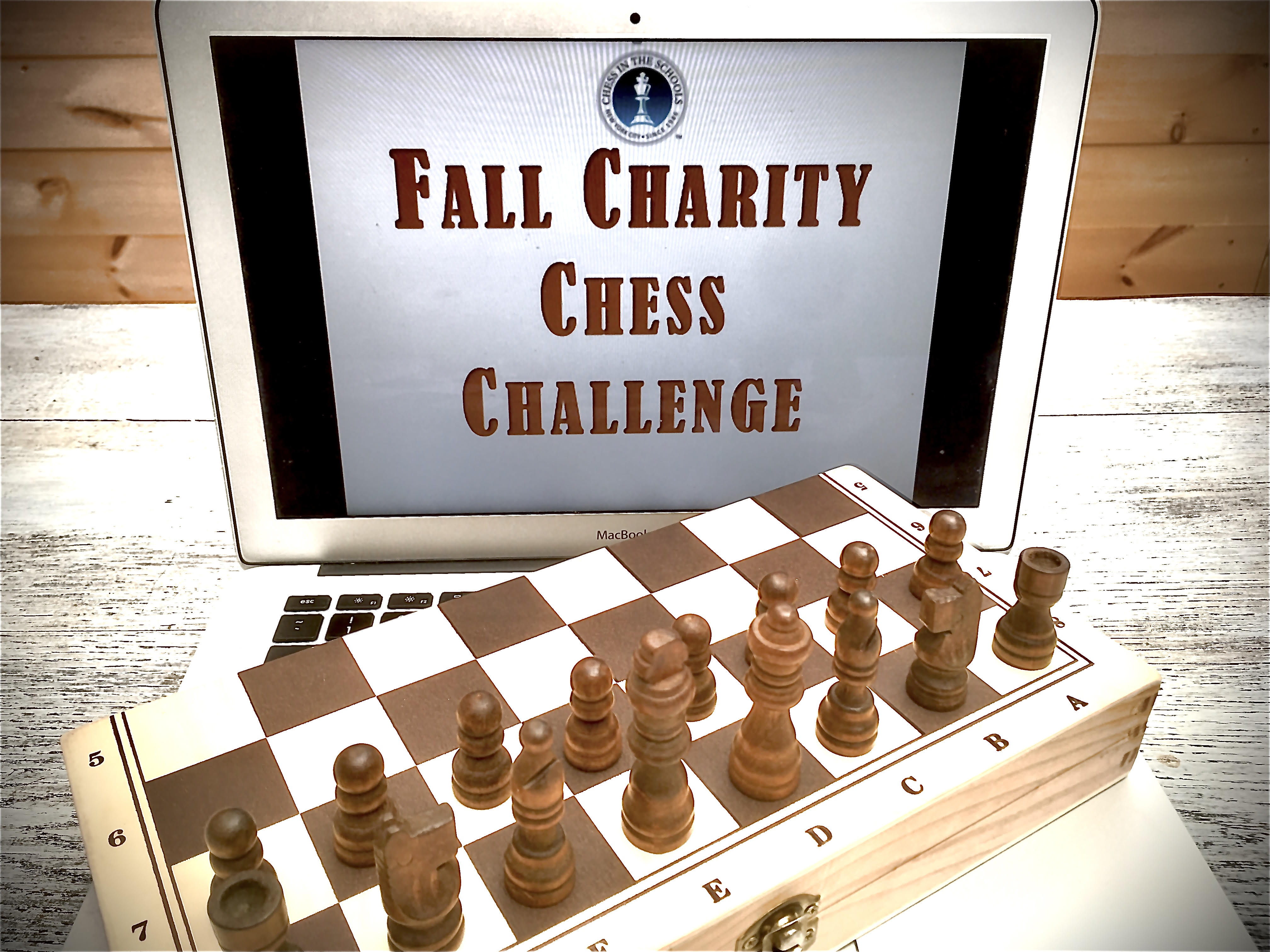 Image for Fall Charity Chess Challenge