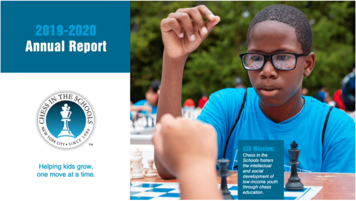 Image for 2019-2020 CIS Annual Report